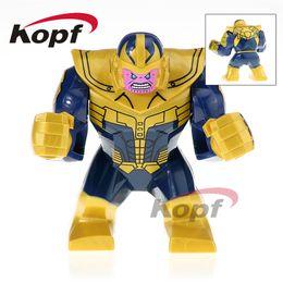 $enCountryForm.capitalKeyWord Australia - 20Pcs XH 815 Super Heroes Infinity War Thanos Iron Man Corvus Glaive Captain America Bricks Building Blocks Children Gift Toys