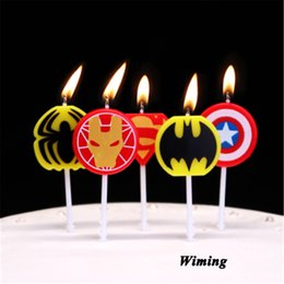 $enCountryForm.capitalKeyWord Australia - the candles for cakes decorating supplies children birthday party decorations adult kids super heroes birthday candle