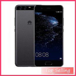 "Water Proof Mobile India Australia - Original Huawei P10 Plus VKY-AL00 4G LTE Mobile Phone Kirin 960 Octa Core 6GB RAM 64GB 128GB ROM Android 5.5"" 2K 2560x1440 20MP"