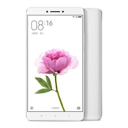 """Android Mobile 64gb UK - Original Xiaomi Mi Max Pro 4G LTE Mobile Phone Snapdragon 650 Hexa Core 3GB RAM 32GB 64GB ROM Android 6.44"""" 16.0MP Fingerprint ID Cell Phone"""
