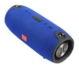 Wholesale New best wireless Bluetooth portable outdoor waterproof speaker Mini column speaker design box for phone fast shipping