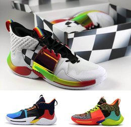 5c181fdba Champion Shoes Canada - 2019 New Westbrook 2 Why Not Zer0.2 Basketball Shoes  Mens
