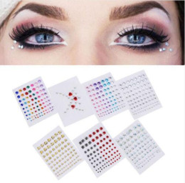 40ac9e52f6 Shop Crystal Eye Stickers UK | Crystal Eye Stickers free delivery to ...