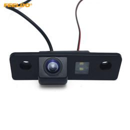 Feeldo Özel Otopark Dikiz Kamera Skoda Octavia MK1 MK2 Yedekleme Geri Dönüşüm Kamera için # 1612