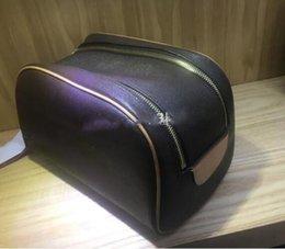 Sale Cosmetics Box Australia - new hot 2019 women cases bags Women's Cosmetic Bags sale Fashion women Classical Casual Wallets Purses Cosmetic Cases Bag Whole