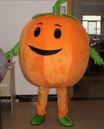 Adult Size Pumpkin Costume Australia - Pumpkin Mascot Costume SuitsParty Game Dress Adults Dress Halloween Party