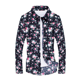 Dobby T Shirts Australia - men's British wind long-sleeved shirt color Korean casual shirt men's large size shirt mens designer t shirts clothes white tshirts