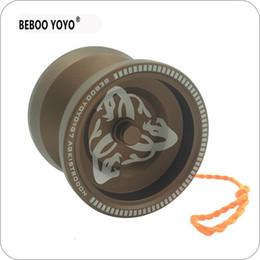 Old yOyO online shopping - BEBOO YOYO G7 Snake yoyo Professional Yoyo Ball Aluminum Alloy yo yo set Yo yo Glove ropes Bag Classic Toys Gift SH190913