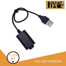 EGO USB зарядное устройство длинный кабель для 510 ниток Ego-K Ego-T E-Shisha Pen Электронная зарядка сигарет USB-кабель Зарядное устройство Провод для серии EGO на Распродаже