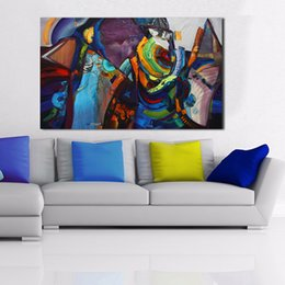 $enCountryForm.capitalKeyWord Australia - 1 Piece Cartoon Abstract Canvas Print Wall Art Picture Home Decor Living Room Modern Painting No Frame