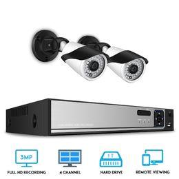 $enCountryForm.capitalKeyWord Australia - BESDER 4CH HD 5.0MP Outdoor  Indoor Security Camera System with 2 x 5MP 2560*1920 HD CCTV Camera HDMI P2P 2TB Hard Drive XMEye