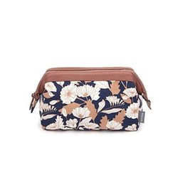 travel toiletry bag ladies UK - Travel Makeup Cosmetic Bags Fashion Women Girl Lady Multifunction Bag Toiletry Pocket Pouch Storage Portable New Zip