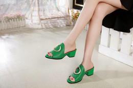 $enCountryForm.capitalKeyWord Australia - Simmi EGO Briana Bitch INS Hot Pointy Stiletto High Heel Slippers Sandals Woman Shoes Candy Orange Blue Green Nude sandales talon femmes