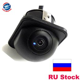 Front View Parking Camera Australia - Car DVR Vehicle For 170 Wide Angle Night Vision Car Rearview Rear View Front Viewside Camera Reverse Backup Color Camera