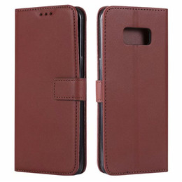 samsung j7 prime leather flip cover UK - For A3 A5 A7 J3 J5 J7 2016 2020 Case Leather Flip Wallet Cover for Samsung Galaxy S8 Plus S6 S7 Edge S5 S4 S3 Grand Prime Coque