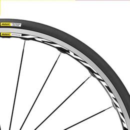 $enCountryForm.capitalKeyWord UK - Two Wheels Set Stickers for Mavic KSYRIUM Road Bike Carbon Wheel Race Cycling Bicycle Rim Decals Water Proof #186468