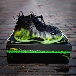 Air penny shoes online shopping - 2019 AIR FOAMPOSITE one PARANORMAN Mens basketball shoes air penny hardaway foam one men sports sneakers