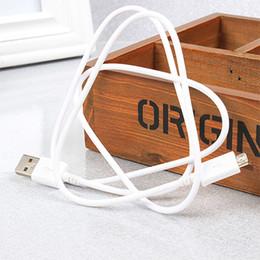 Câble chargeur QiChen USB 3FT Micro V8 Câble de charge Câble Ligne de données pour Samsung S6 S7 Note 8 en Solde