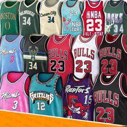 NCAA 23 Michael Jersey Vince 12 Ja Morant 15 Carter Trikots Dwyane Wade 3 Giannis 34 Antetokounmpo Jayson 0 Tatum Ray 34 Allen Basketball im Angebot