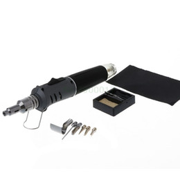 $enCountryForm.capitalKeyWord Australia - 10-In-1 Gas Soldering Iron Case Set Multifunction HS-1115K Butane Lighter Spray Gun Set Welding Equipment
