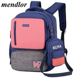 Cheap baCkpaCks for girls online shopping - 2019 kids School Bag for Girl Boy Children schoo backpack Orthopedic backpack Schoolbag Cheap Back Pack Kids sac enfant