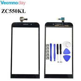 $enCountryForm.capitalKeyWord Australia - Vecmnoday For ASUS Zenfone Max ZC550KL 5.5 inch Digitizer Touch Screen Panel Sensor Lens Glass Replacement + Tools