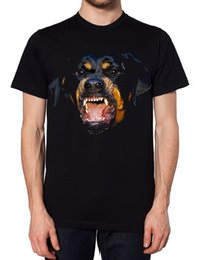 $enCountryForm.capitalKeyWord NZ - Angry Dog Black T Shirt Rottweiler Funny Designer Top Brand Apparel Men Women