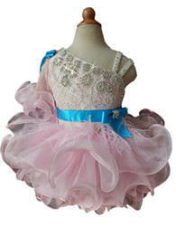 Primeira criança festa de aniversário vestidos curtos bebê meninas mangas lantejoulas tutu outfits crianças pageant cupcake vestidos