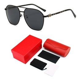 $enCountryForm.capitalKeyWord NZ - Square Sunglasses Vintage Sun Glass Men Designer Polarized Women Sunglass Big Square Sunglasses Shades WITH LOGO AND BOX