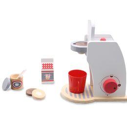$enCountryForm.capitalKeyWord Australia - Wooden toy Play house Kitchen toys Coffee machine set Role play Making coffee toys for children tea set toy Interactive DIY toys