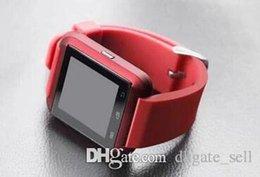 Smartwatch U8 Smart Watch Australia - Smartwatch U8 Watch Smart Watch Wrist Watches for iPhone 4 4S 5 5S Samsung S4 S5 Note 2 Note 3 HTC Android Phone Smartpho OTH014 2016 big