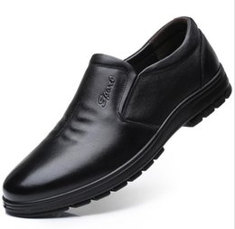 $enCountryForm.capitalKeyWord UK - Men's Shoes with fur Business Casual Genuine Leather Shoes Men Loafers High Elastic Resistant Rubber Footwear Man Flats
