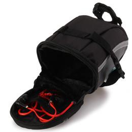 Roswheel bike bags online shopping - Roswheel Outdoor Cycling Bike Saddle Bag Seat Tail Pouch