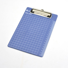 $enCountryForm.capitalKeyWord Australia - A4 Clipboard and Hanging Hole Ruler Grid Clip Board Office Work Document Holder portable file folder A02