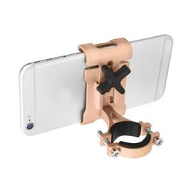 Phone waterProofing online shopping - Universal waterproof bicycle motorcycle mobile phone holder car handle bicycle mobile phone holder for inch screen