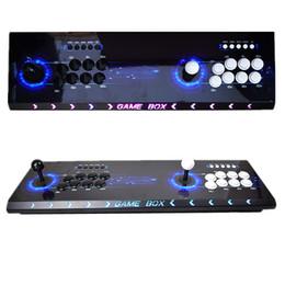 Game arcade joystick button online shopping - Pandora s box can store Games Arcade Console Zero Delay Joystick Buttons Controller PCB Board HDMI VGA Output Video Game Free DHL