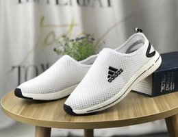 $enCountryForm.capitalKeyWord Australia - 2019 summer new clover mesh light breathable casual men and women shoes running shoes lazy shoes