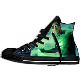 $enCountryForm.capitalKeyWord Australia - Green Lantern Shoes Men Women Captain America Iron Man 3d Printing Top Quality Superhero