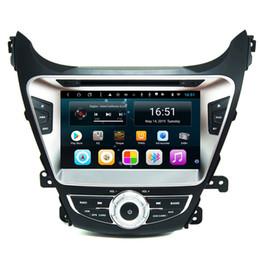 $enCountryForm.capitalKeyWord Australia - Android 8inch 8-core for Hyundai elantra avante 2012 car HD 1080P MP3 MP4 multimedia player radio Wifi head unit