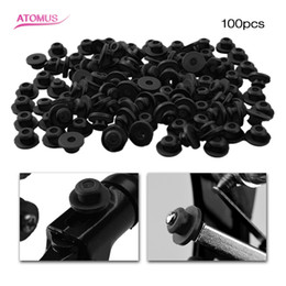 RotaRy Ring online shopping - 100pcs Set Grommets O rings Rotary Tattoo Machine Elastic Silicone Supply Tatoo Machine Supply Elastic Silicone Supply