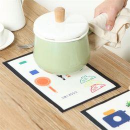 shaped sinks 2019 - Home multifunction Kitchenware electrostatic stickers sink waterproof sinks moisture stickers refrigerator cartoon stick