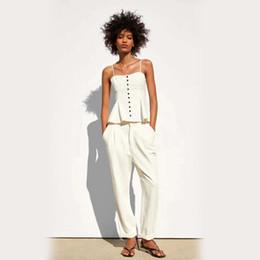 $enCountryForm.capitalKeyWord Australia - 2019 Hot Dropship Women's Party Top Shirt Fashion Backless Summer Vest For Women White Vest Sexy Sun-Top XS-L Z08