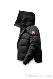 5bfe6919b77 2018 new men Canada New Arrival Sale Men s Guse Chateau Black Navy Gray  goose Down Jacket Winter Coat Parka Sale With Outlet high quali