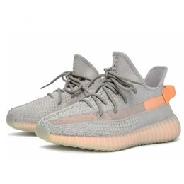 $enCountryForm.capitalKeyWord Australia - 2019 Women Casual Trainers With Box Kanye West v2 Butter Sesame White for Mens Designer Sports good Running Shoes for Men Sneakers Sale