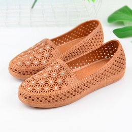 $enCountryForm.capitalKeyWord Australia - Good Quality Plastic Summer Casual Shoes Zoom Slip-on Speed Rubber Trainer Low Mercurial couple slippers for women shoes outdoor Sneakers