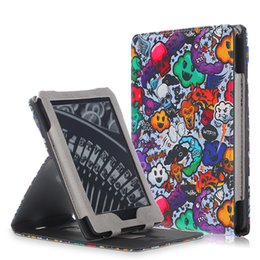 $enCountryForm.capitalKeyWord Australia - Magnet PU Leather Case Smart Cover for Amazon All-New Kindle 10th Gen 2019 Kindle 8th Gen 2016 6.0 E-reader+Pen