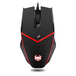 zelotes mice UK - ZELOTES C-13 Wired Gaming 3200 DPI LED Light Computer wireless mouse backlight wireless mouse for Optical USB Dec24