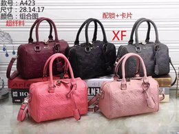 Discount satchel messenger - LOUIS VUITTON Handbags+Wallet Women Composite BagsShoulder Bags Purse Messenger Bags Tote Black Satchel M22