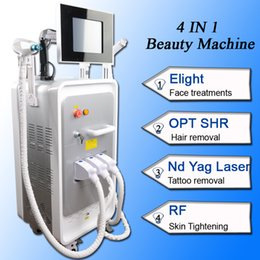 Ipl laser treatment for haIr removal online shopping - 2019 Best Professional IPL Machine for Hair Removal Skin Rejuvenation Pigment Therapy nd yag laser tattoo removal multipolar Beauty Machine