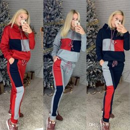 Auto Shoot Australia - Spot real shot! European and American women's cross-border new casual sports suit female DH092